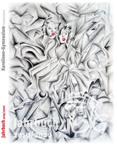 Jahrbuch Cover 2020