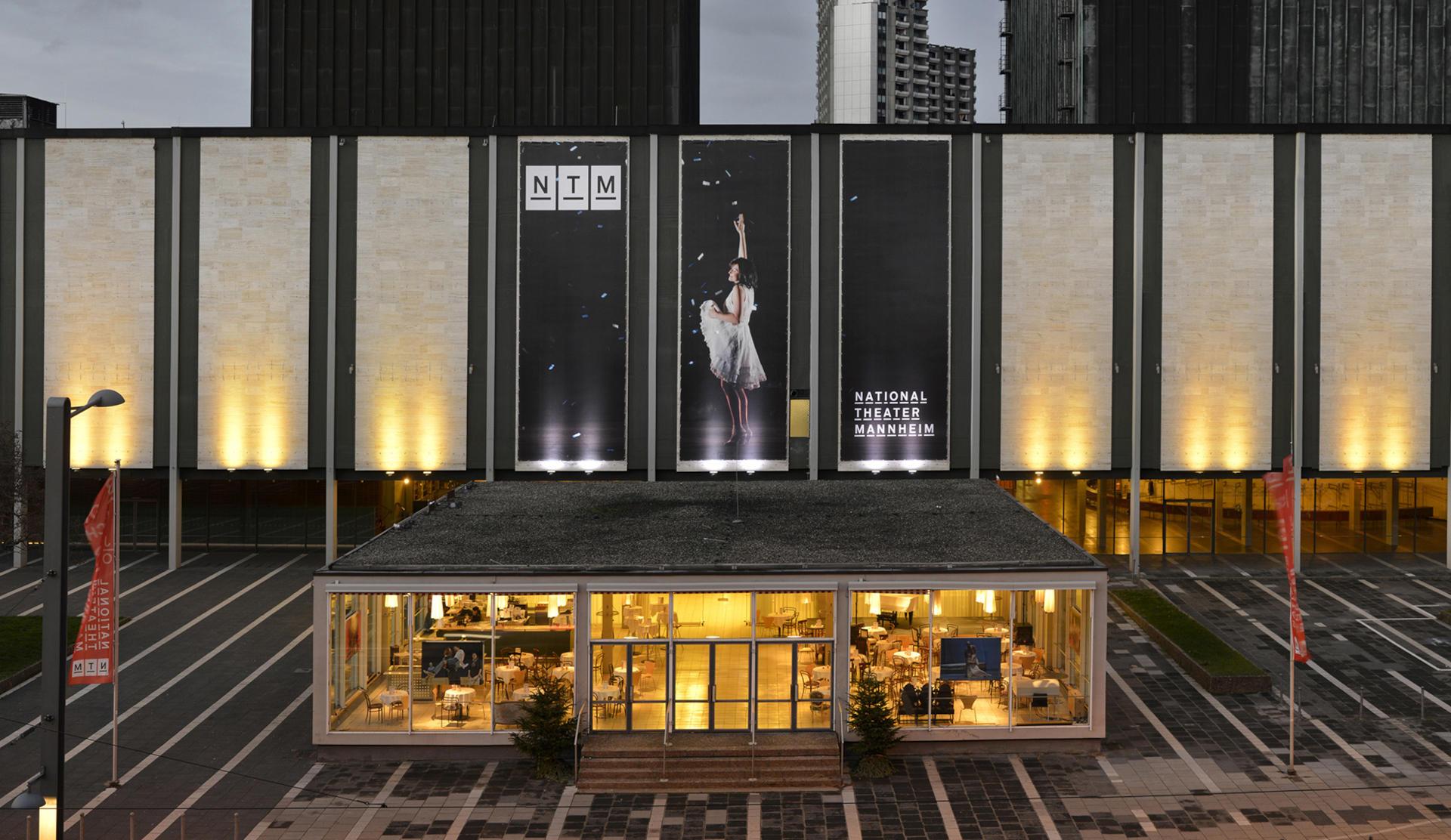 Nationaltheater Mannheim Abonnement