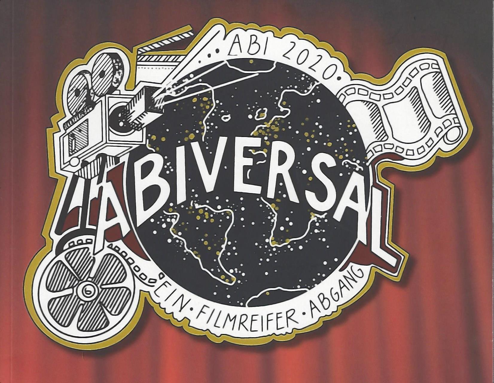Abitur 2020 Abiversal Logo