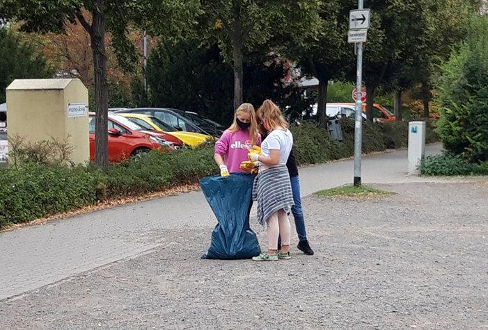 Aktion sauberes Frankenthal 2020