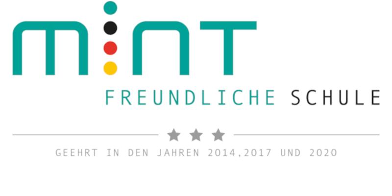 MINT freundliche Schule Karolinen-Gymnasium 2014 2017 2020