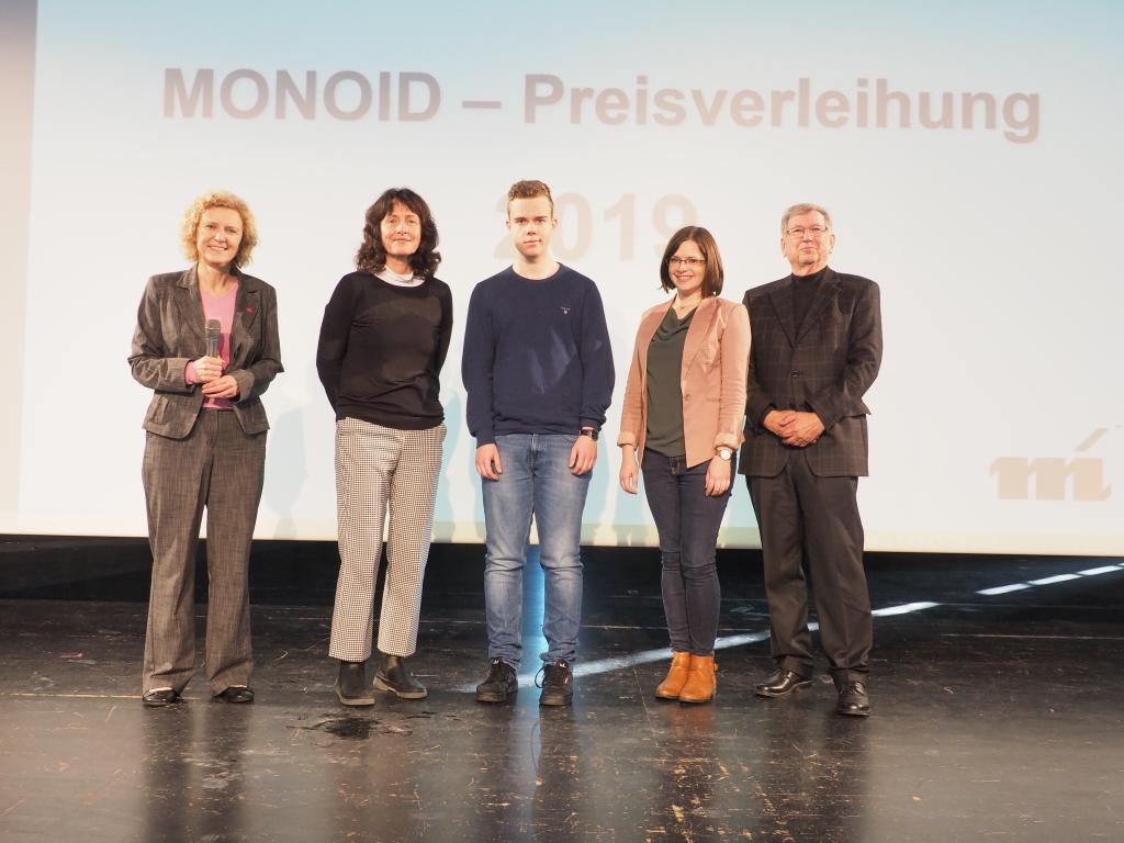 Monoid Siegerehrung 2019